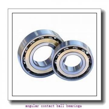 25 mm x 52 mm x 20,6 mm  FAG 3205-BD-2Z-TVH  Angular Contact Ball Bearings