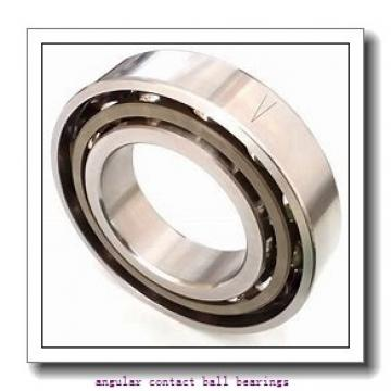 4.5 Inch | 114.3 Millimeter x 5 Inch | 127 Millimeter x 0.25 Inch | 6.35 Millimeter  RBC BEARINGS KA045AR0  Angular Contact Ball Bearings