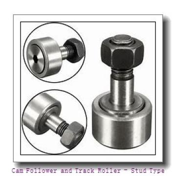 IKO CR16BUU  Cam Follower and Track Roller - Stud Type