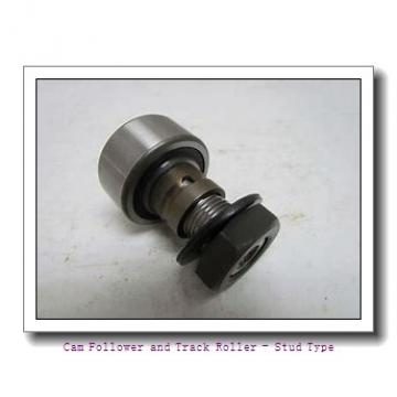 IKO CR16BUUR  Cam Follower and Track Roller - Stud Type